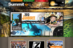 2013 National Jamboree – The Summit